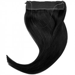 Extension cheveux swift naturelle Remy hair raide 50 cm