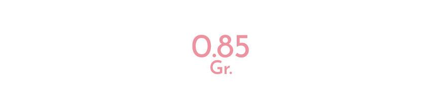 Extensions à loop raides 48 cm 0,85 Gr
