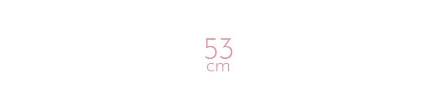 Extensions à clip frisées 53 cm
