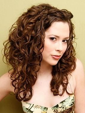 Coupe de cheveux long femme naturelle