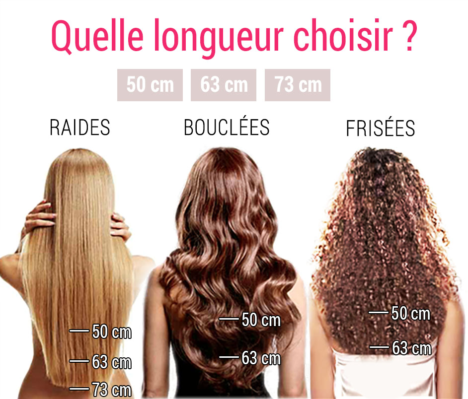 Vente d'extension de cheveux naturel a froid