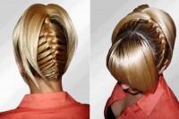 Extension cheveux courts: rajout sur cheveux courts, extension à clip